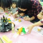 親子で楽しめるアイシングカップケーキ