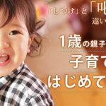 【1歳前後〜】しつけと声かけを学ぶ、子育て講座&お悩み解決(イヤイヤ期の解決法)